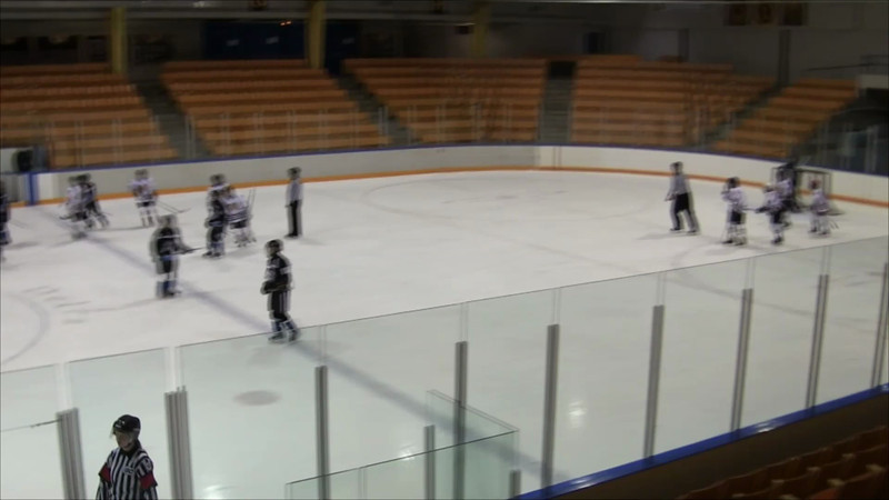 12/28/2012 vs North Vancouver 2nd Period Part 2