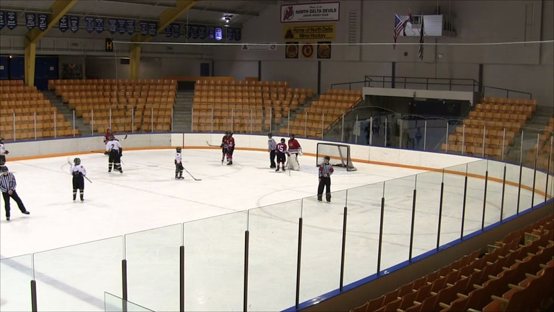 12-29-2012 vs South Delta 2nd Period Part 2