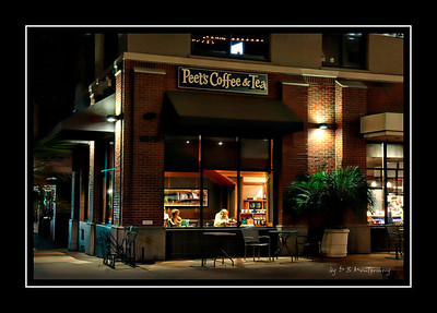 Peet's Coffee Downtown SLO  Photographer's Name: David Montgomery Photographer's City and State: Rocklin, CA