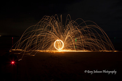 Ben Willmore's light painting class.  Photographer's Name: Gary Johnson Photographer's City and State: Sonora, CA