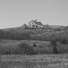 Beaumont Old House pano 1 b&w