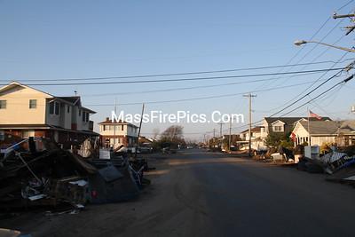 Hurricane Sandy Damage-New York 11/13/2012