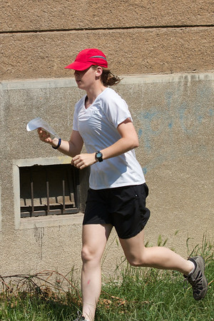 2012 0707 Sprint training