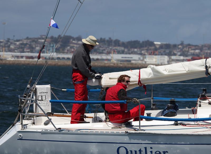 CBYC - DPYC Around Catalina Race