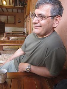 In a Coffee/Tea House