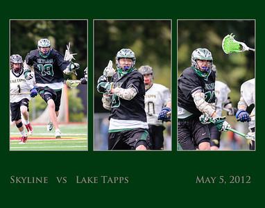 Skyline JV vs Lake Tapps, 05-05-12