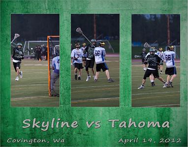 skyline JV vs Tahoma, 04-19-12
