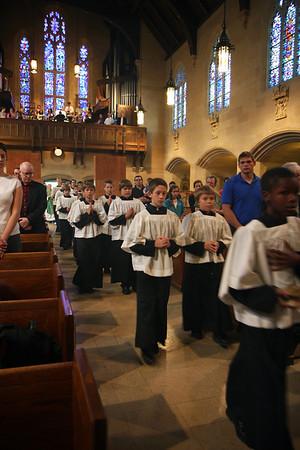 2012-09-16 Fr John Eudes Thanksgiving Mass