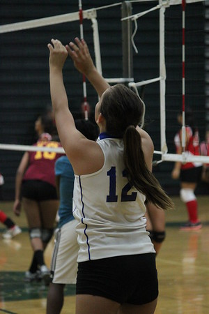 2012 McSwain Volleyball