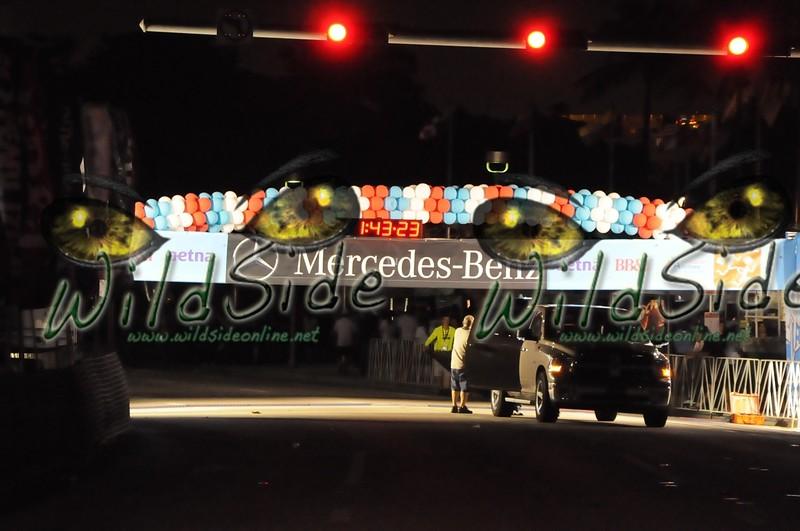 2012 Mercedes Benz Corporate Run Miami Candids