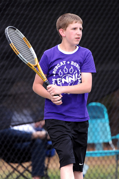 2012 Middle School Tennis