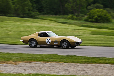 HPDE #20 Corvette @ Grattan, June 2012