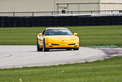 HPDE #920 Corvette @ Autobahn, April 2012