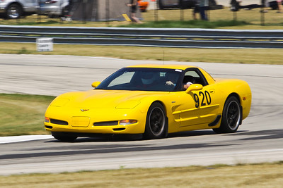 HPDE #920 Corvette @ Autobahn, July 2012