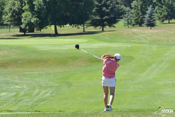 Round 1 - Girls Amateur Championship