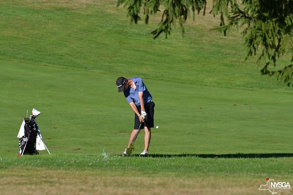 Round 1 - Junior Amateur Championship