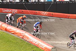 2012 Olympic BMX races :