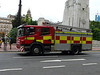 fire engine off George Square