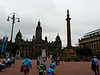 George Square with City Chambers in rear