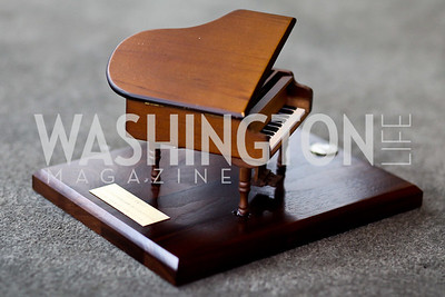 10th Washington International Piano Artists Competition. Photo by Tony Powell. La Maison Francaise. August 5, 2012