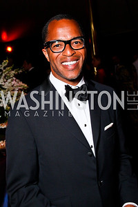Jonathan Capehart. Ball on the Mall. Photo by Tony Powell. May 5, 2012