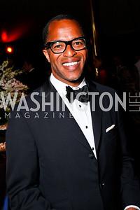 Jonathan Capehart. Ball on the Mall. Photo by Tony Powell. May 5, 2012