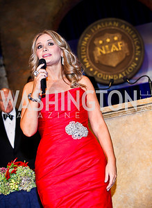 Giada Valenti. Photo by Tony Powell. 2012 NIAF Gala Awards Dinner. Hilton Hotel. October 13, 2012