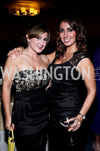 Kristen Nigro, Rosanna Perretta. Photo by Tony Powell. 2012 NIAF Gala Awards Dinner. Hilton Hotel. October 13, 2012