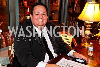 NHFA Executive Director Richard Rodriguez. 2012 Noche de Gala After Party. Photo by Tony Powell. Cuba Libre. Mayflower Hotel. September 11, 2012