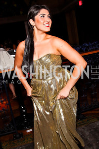 NBC4's Erika Gonzalez. 2012 Noche de Gala After Party. Photo by Tony Powell. Cuba Libre. Mayflower Hotel. September 11, 2012