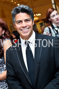 Esai Morales. 2012 Noche de Gala. Photo by Tony Powell. Mayflower Hotel. September 11, 2012