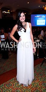 Tiffany Thompson Rivera. 2012 Noche de Gala. Photo by Tony Powell. Mayflower Hotel. September 11, 2012