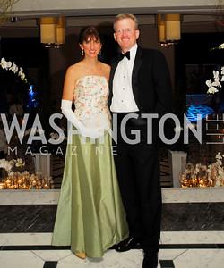 Tisha Jepson,Jim Seevers,June 2,2012,Opera Ball at The Embassy  of The United Arab Emirates,Kyle Samperton