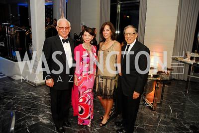 John Mason, JoAnn Mason,Beth Dozoretz,Ron Dozoretz,June 2,2012,Opera Ball at The Embassy  of The United Arab Emirates,Kyle Samperton