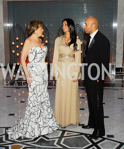 Adrienne Arsht,Abeer Al Otaiba,Amb.Yousef Al Otaiba,June 2,2012,Opera Ball at The Embassy  of The United Arab Emirates,Kyle Samperton