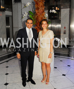 Omar Al Shamsi,Dima Al Faham,June 2,2012,Opera Ball at The Embassy  of The United Arab Emirates,Kyle Samperton