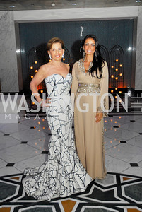 Adrienne Arsht,Abeer Al Otaiba,June 2,2012,Opera Ball at The Embassy  of The United Arab Emirates,Kyle Samperton