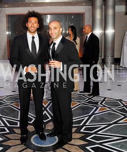 Diaa Nour,Shahab Vagefi,June 2,2012,Opera Ball at The Embassy  of The United Arab Emirates,Kyle Samperton