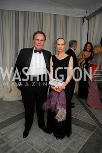 Amb.Harold Forsythe,Veronica Forsythe,June 2,2012,Opera Ball at The Embassy  of The United Arab Emirates,Kyle Samperton