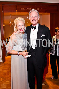 Jeannie and Tom Rutherfoord. 2012 Phillips Collection Gala. Photo by Tony Powell. May 4, 2012