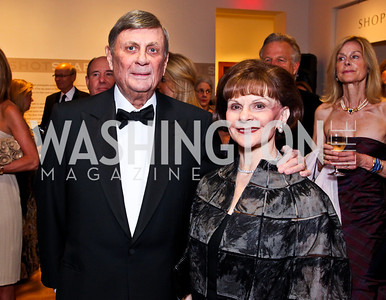 Robert and Arlene Kogod. 2012 Phillips Collection Gala. Photo by Tony Powell. May 4, 2012