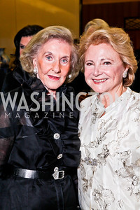 Wilhelmina Holladay, Mary Mochary. 2012 Points of Light Tribute Awards. Photo by Tony Powell. The Residence of the Ambassador of Japan. September 7, 2012
