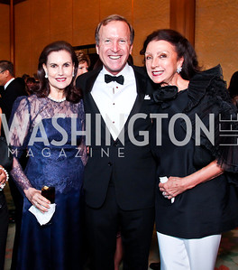 Alexandra de Borchgrave, Neil Bush, Aniko Gaal Schott. 2012 Points of Light Tribute Awards. Photo by Tony Powell. The Residence of the Ambassador of Japan. September 7, 2012
