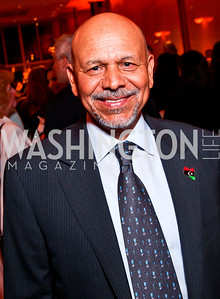 Libya Amb. Ali Aujali. 2012 Vital Voices Global Leadership Awards. Photo by Tony Powell. Kennedy Center. June 6, 2012