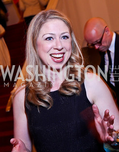 Chelsea Clinton. 2012 Vital Voices Global Leadership Awards. Photo by Tony Powell. Kennedy Center. June 6, 2012