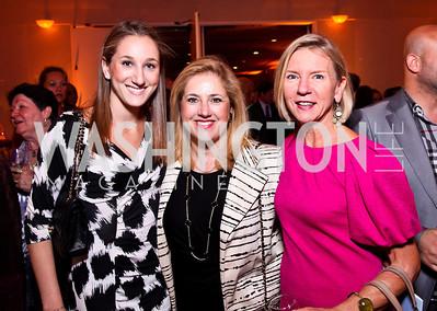 Ariel Pasternak, Shelly Porges, Elizabeth Baker Keffer. 2012 Vital Voices Global Leadership Awards. Photo by Tony Powell. Kennedy Center. June 6, 2012