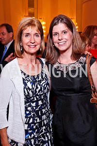 Paula Dobriansky, Mary Crowley. 2012 Vital Voices Global Leadership Awards. Photo by Tony Powell. Kennedy Center. June 6, 2012