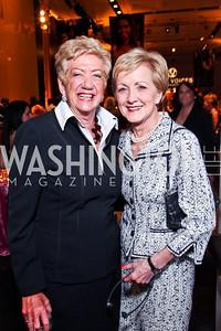 Susan O'Neill, Ann Stock. 2012 Vital Voices Global Leadership Awards. Photo by Tony Powell. Kennedy Center. June 6, 2012