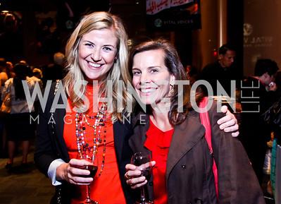 Kiki Ryan, Wendy Carter. 2012 Vital Voices Global Leadership Awards. Photo by Tony Powell. Kennedy Center. June 6, 2012