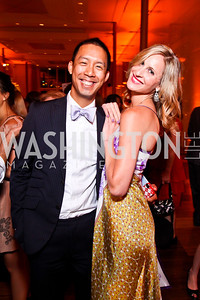 Ben Chang, Ashley Chandler. 2012 Vital Voices Global Leadership Awards. Photo by Tony Powell. Kennedy Center. June 6, 2012